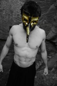 Golden Mask- Obsidian MUA