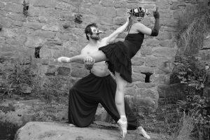 Ballet Dancer Fantasy- Obsidian MUA