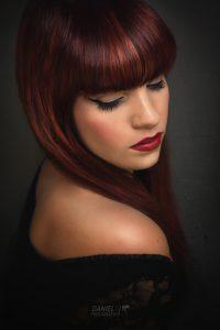 Classy red lips Fashion- Obsidian MUA