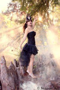 Dark Fairy Fantasy- Obsidian MUA
