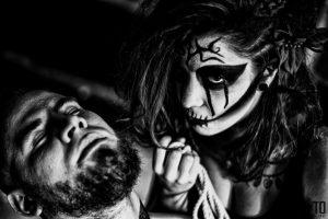 Dark La Catrina Fantasy- Obsidian MUA